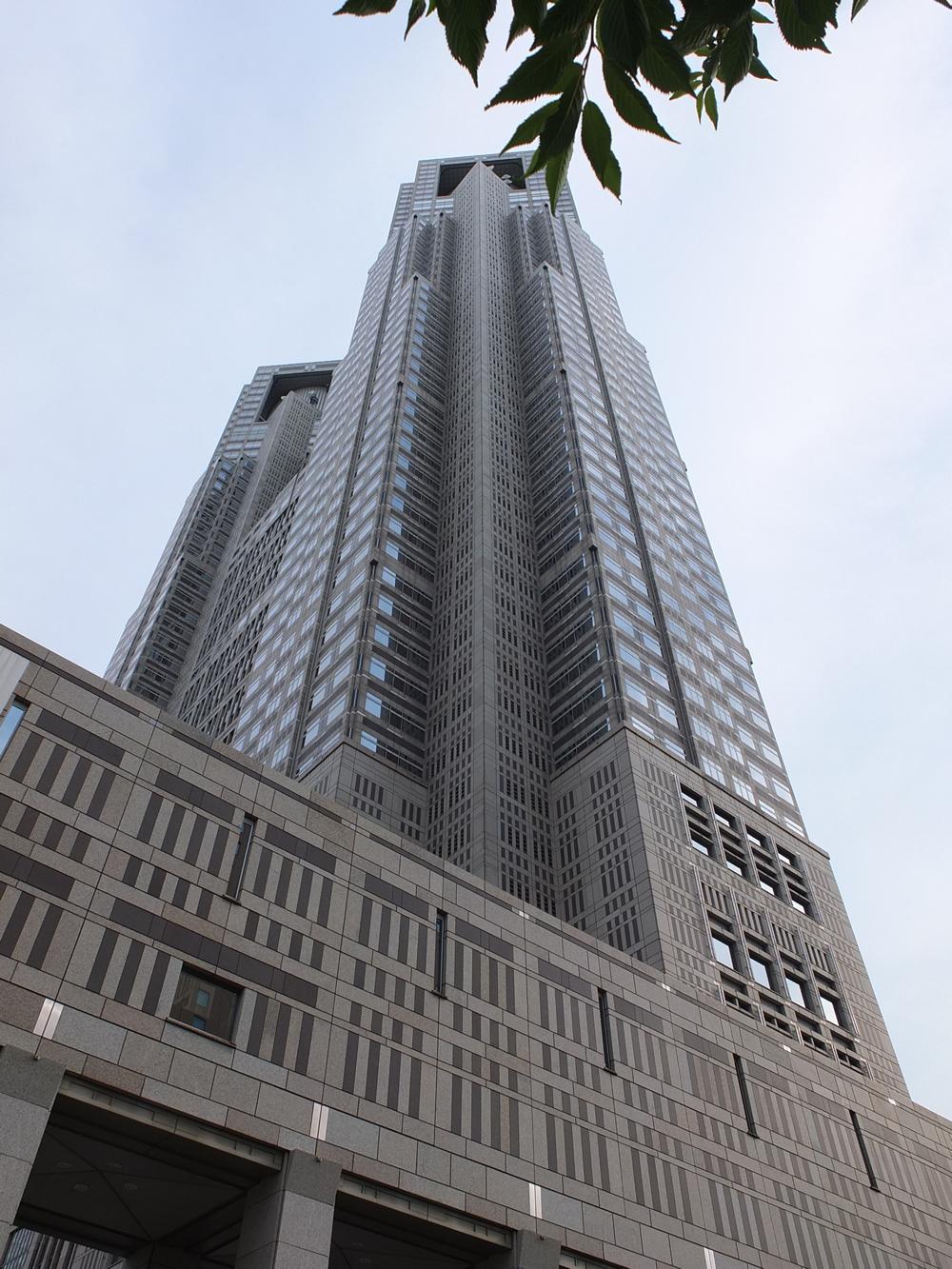 都庁(外観写真2)